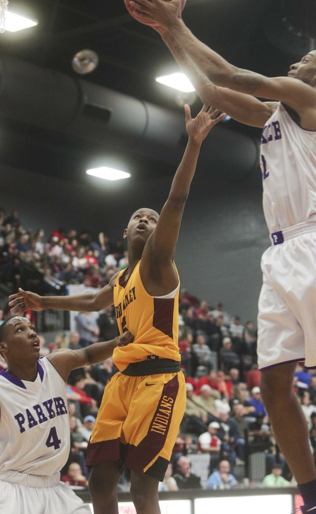 Pinson Valley Boys Basketball Regionals