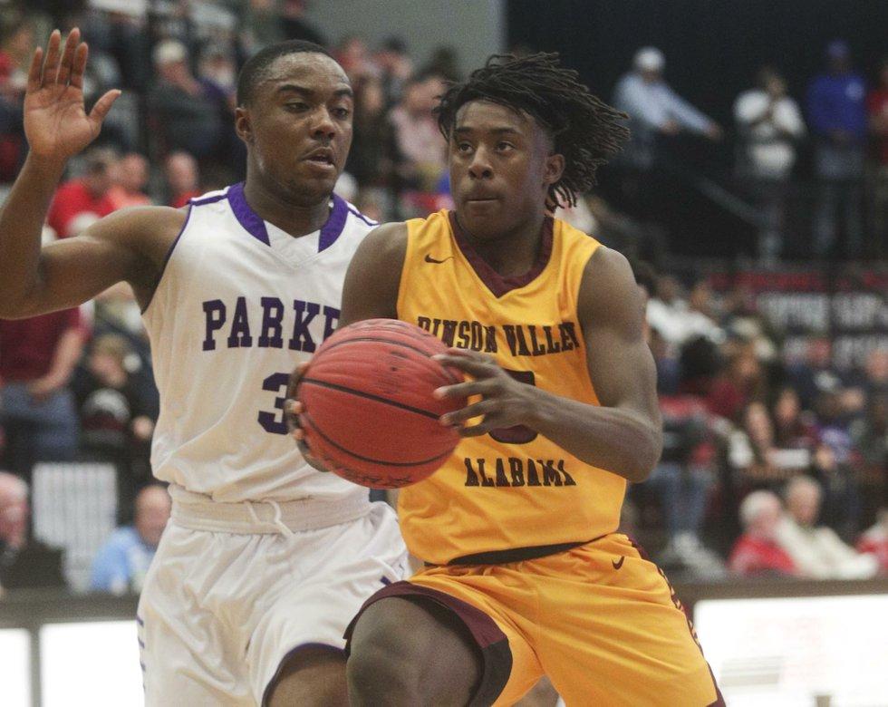 Pinson Valley Boys Basketball Regionals