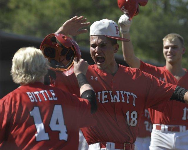 Hoover vs. Hewitt-Trussville Baseball