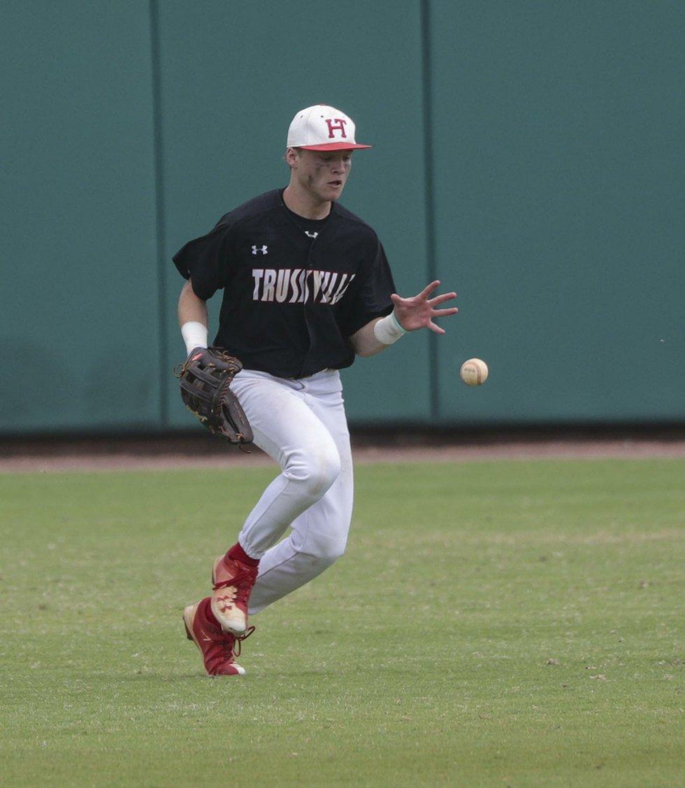 Hewitt Trussville VS Auburn Baseball States 2018
