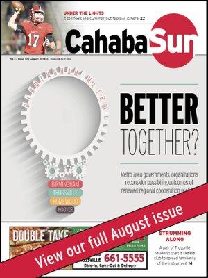 Cahaba Sun August Issue