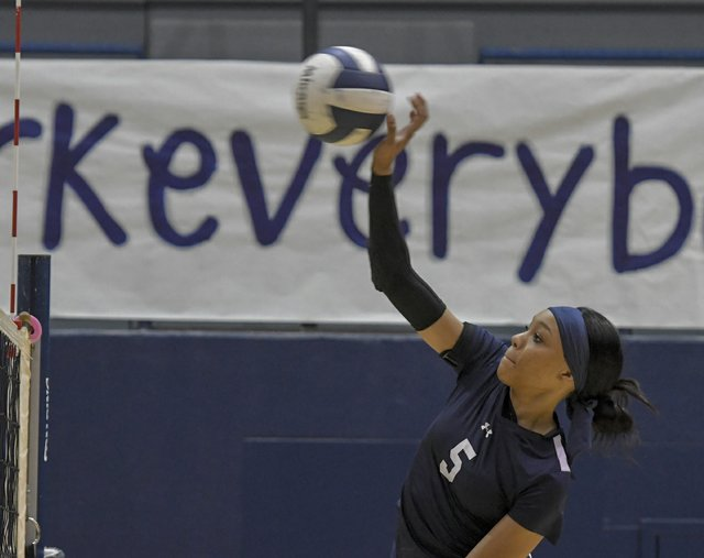 Clay-Chalkville vs. Pinson Valley Volleyball