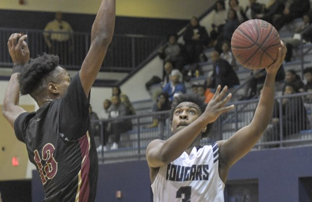 Pinson Valley vs. Clay-Chalkville Basketball