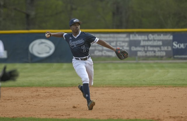 Clay-Chalkville vs. John Carroll Baseball