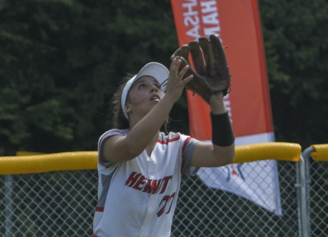 Hewitt-Trussville Softball