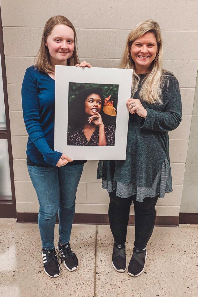 CSUN SH Brief Superintendents show Elizabeth Self with teacher.jpg