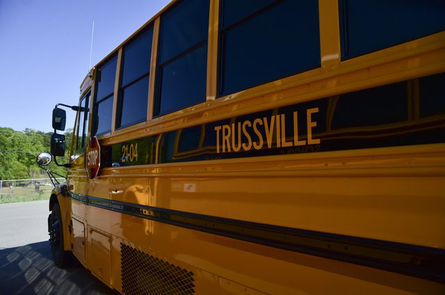 Trussville City School bus