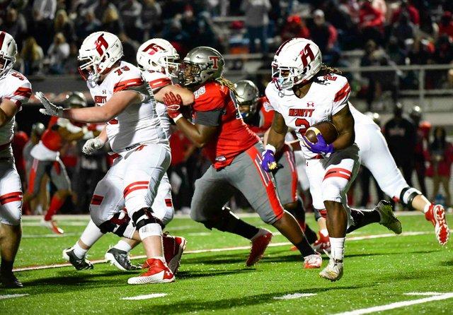 Hewitt-Trussville Football 2020
