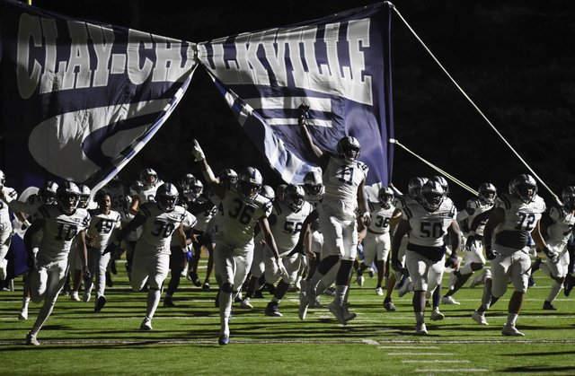 Clay-Chalkville at MBHS football