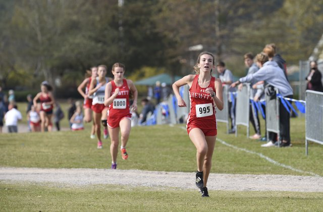 Cross-country sectionals
