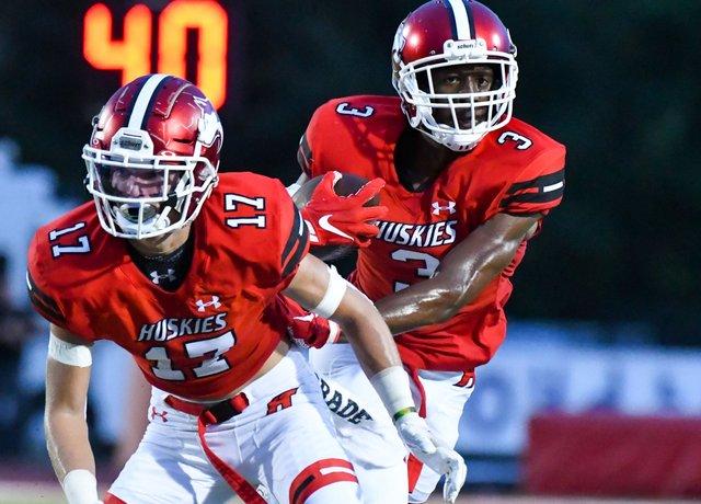 Pinson Valley vs. Hewitt-Trussville Football