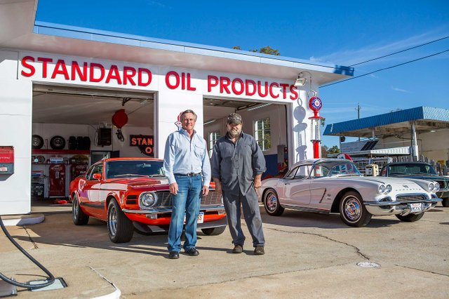 Standard Oil Products