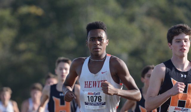 Hewitt-Trussville Cross-Country