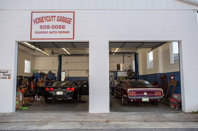 Honeycutt Garage